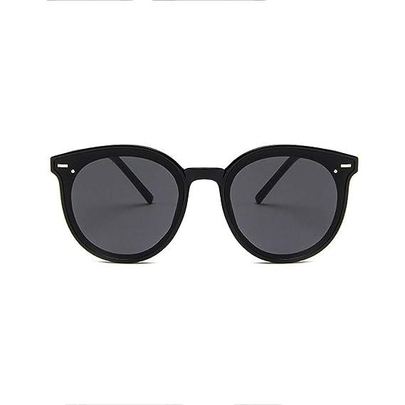 asdkfh Gafas de Sol Mujer Polarizadas Negras Gafas de Sol ...