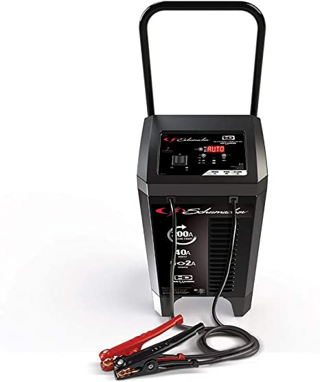 Amazon.com: Schumacher SC1353 Cargador de batería totalmente ...