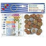 Klein 9612 - Jeu d'Imitation - Sachet Euros avec Pièces et Billets