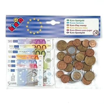Theo Klein 9612 Euro Dinero Para Jugar Amazon Es Juguetes Y Juegos