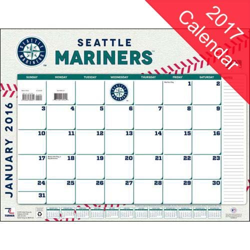 Seattle Mariners Desk Calendars Price Compare