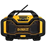 Dewalt DCR025R Cordless Lithium-Ion Bluetooth Radio & Charger (Certified Refurbished)