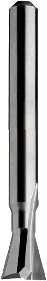 CMT 818.097.11 Solid Carbide Dovetail Bit 3//8-Inch Diameter 1//4-Inch Shank