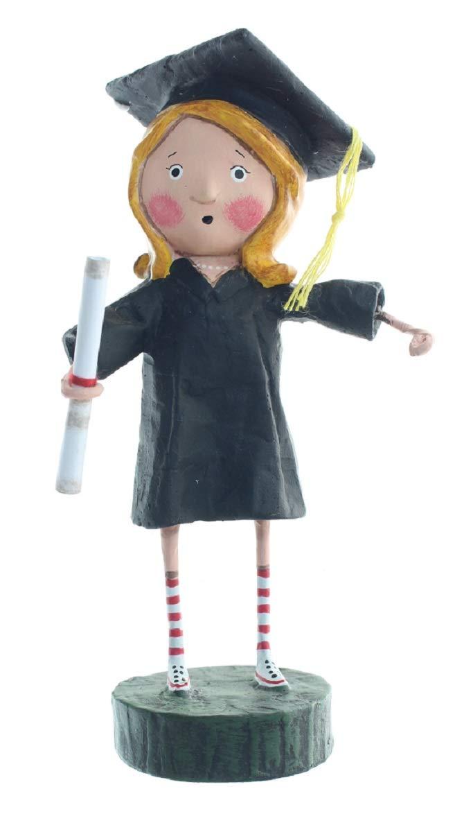 Lori Mitchell The Lady Graduate Figurine 6
