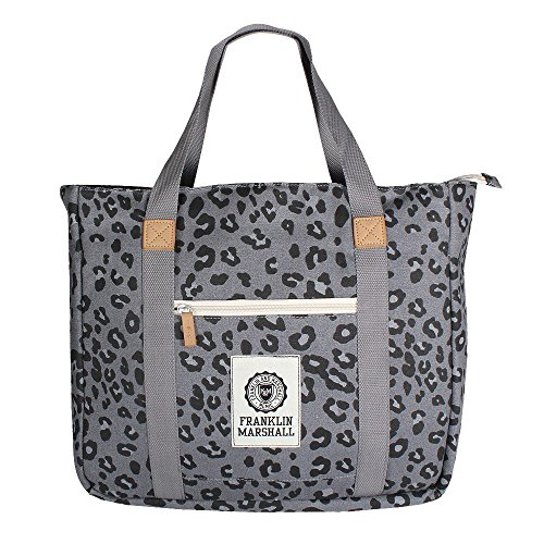 Franklin & Marshall Shopper Leopard all over