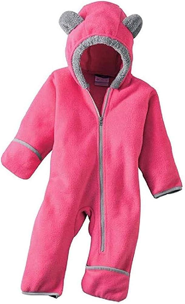 Columbia Baby Western Barlow Bunting (Pink(XN0123-612)/Grey, 18-24 Months)