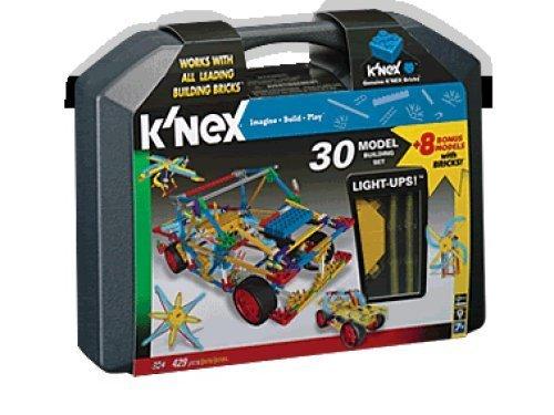 Light Ups! 30 Model Building Set by K'Nex