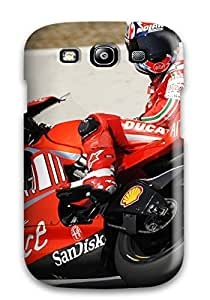 Ideal CharlesRaymondBaylor Case Cover For Galaxy S3(vehicles Motorcycle), Protective Stylish Case