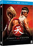 Street Fighter: Assassin's Fist (Live Action Movie) [Blu-ray + DVD]