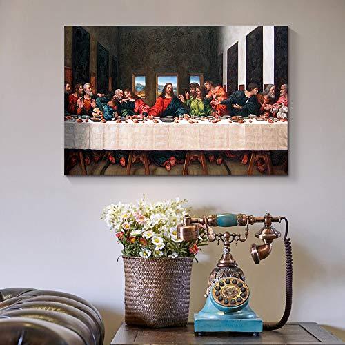 Last Supper by Andrea Solari