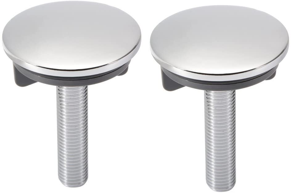 Tatuo 3 Pack Sink Tap Hole Cover Kitchen Faucet Stainless Steel 1.2 To 1.6 Inch