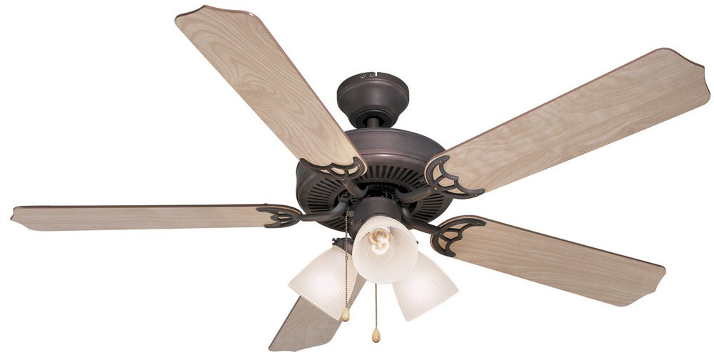 Hardware house 41 5943 palladium 52 inch triple mount ceiling fan hardware house 41 5943 palladium 52 inch triple mount ceiling fan light maple or cherry ceiling fans with lights amazon aloadofball Choice Image