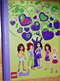 Lego Friends Journals