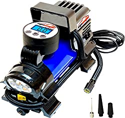 EPAuto 12V DC - Portable Air Compressor Pump