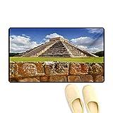 Best Pyramid Outdoor Speaker Systems - Bath Mat,Wall of Skulls and Kukulkan Pyramid El Review