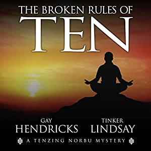 The Broken Rules of Ten Audiobook