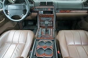 Land range rover mkii mk 2 interior burl wood for Land rover 2000 interior