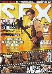 SFX magazine #78, The Mummy Returns