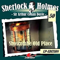 Shoscombe Old Place (Sherlock Holmes 50)