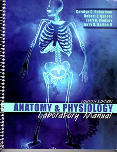 Human Anatomy And Physiology Laboratory Manual 4th Edition - Wiring ...