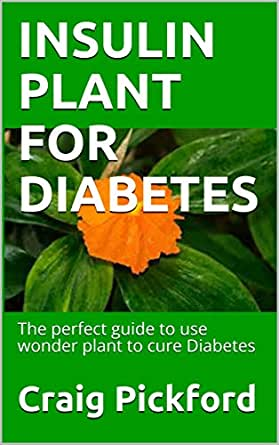INSULIN PLANT FOR DIABETES: The perfect guide to use wonder plant ...
