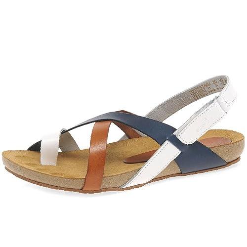 41ef887fe Yokono Women s s Ibiza Vaquetilla Open Toe Sandals  Amazon.co.uk ...