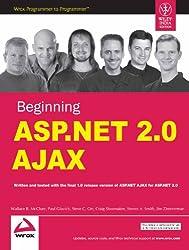 Beginning ASP. Net 2. 0 AJAX