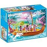 Playmobil 9133 - Barca Magica delle Fate, Multicolore