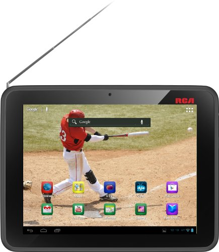 RCA DMT580DU Mobile TV 8 Inch 8GB Tablet (TV app download required) by RCA (Image #2)