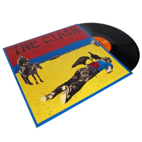 The Clash: Give 'Em Enough Rope (180g) LP