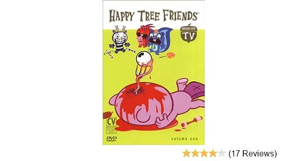 Amazon Com Happy Tree Friends Vol 1 Ellen Connell David Winn
