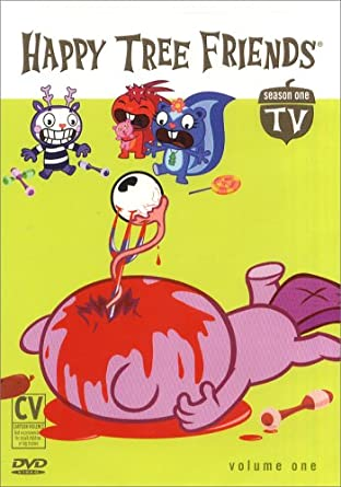 Amazon Happy Tree Friends Vol 1 Ellen Connell David