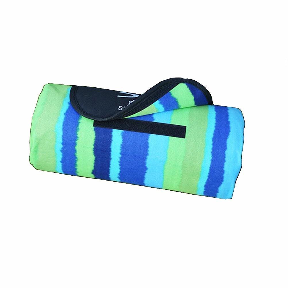 Huwai Leichtes Outdoor Picknick Decke Wasserdicht und und und Sandproof Camping Strand Wandern Reisen Yoga Mat B07GD932MH | Charmantes Design  3bb978