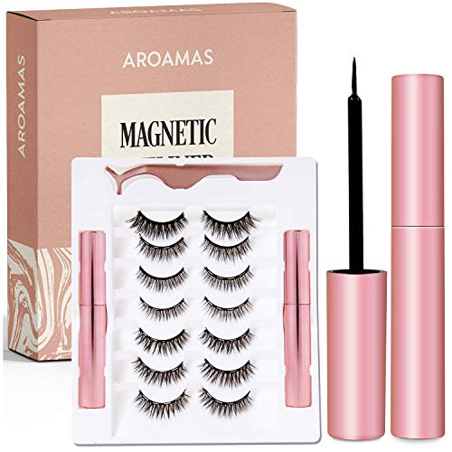 Aroamas Magnetic Eyeliner and
