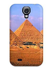 Caitlin J. Ritchie's Shop Cheap 5959126K37334070 Snap-on Pyramids Of Giza Egypt Case Cover Skin Compatible With Galaxy S4