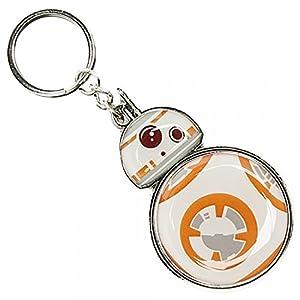 Star Wars Force Awakens BB-8 Keychain