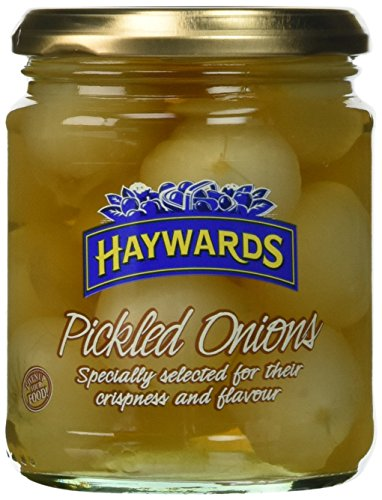 Haywards, Traditional pickled Onions, 9.5-Ounce (6 (Haywards Pickled Onions)