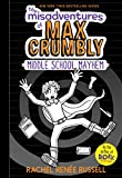 img - for The Misadventures of Max Crumbly 2: Middle School Mayhem book / textbook / text book