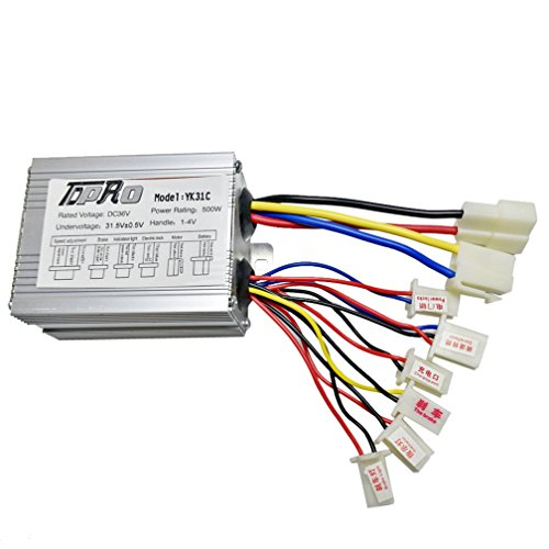 Compare price to 36v 500w motor for 36v dc motor controller