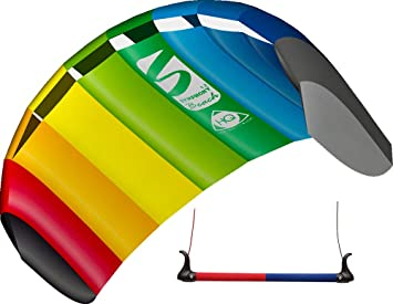 Regenbogenfarben 130 x 55 cm HQ Symphony Beach III 1.3 Sport Lenkrad Matratze Unisex Youth