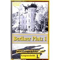 Berliner Platz: Kassette zum Arbeitsbuch 1 (1)