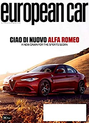 European Car Magazine April 2017 Ciao Di Nuovo Alfa Romeo L A Auto