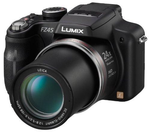 panasonic lumix fz45 14 1mp digital camera black amazon co uk rh amazon co uk Operators Manual panasonic lumix fz45 user manual