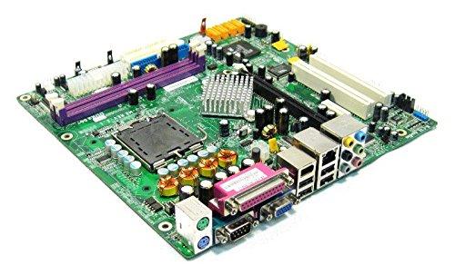 Ecs RC410-M2 V2.1 LGA775 DDR2 Sata Board