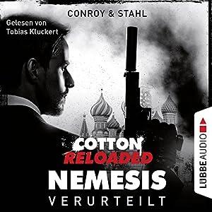 Verurteilt (Cotton Reloaded: Nemesis 1) Hörbuch