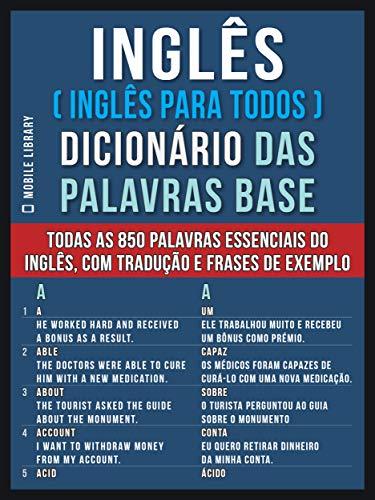 Amazoncom Inglês Inglês Para Todos Dicionário Das