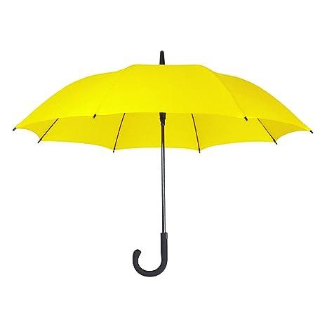 eBuyGB Paragua plegable, amarillo (Amarillo) - 1300408