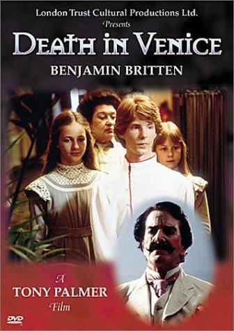 Benjamin BrittenDeath in Venice [DVD] [Import] B00006FMCI