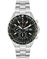 Seiko Men's SND253 Tachymeter Watch