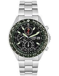 Seiko Mens SND253 Tachymeter Watch